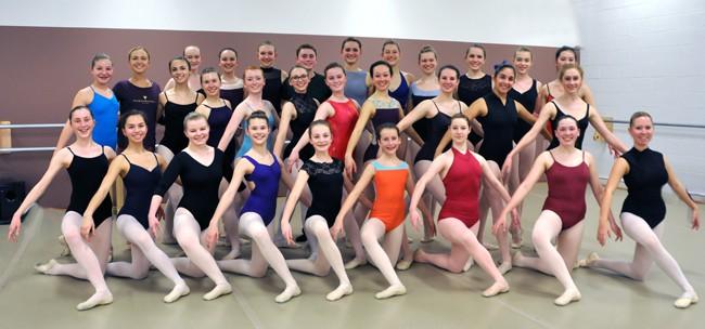 Ballet Chelsea Hosts American Ballet Theatre Master Class