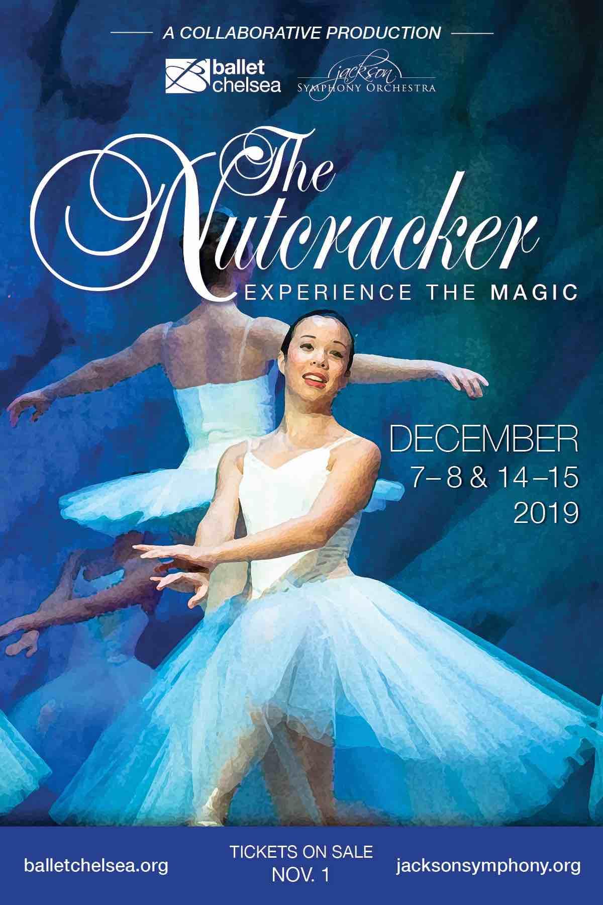2019 Nutcracker Post Card SNOW - 4x6