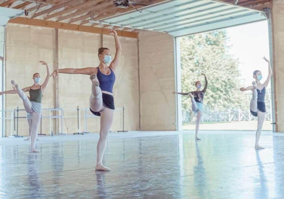 Ballet-Masks