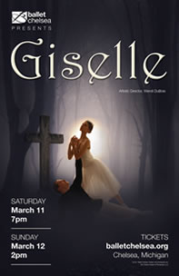 giselle poster icon